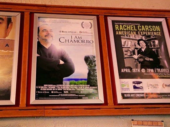 """I am Chamorro,"" a cultural documentary, was shown"