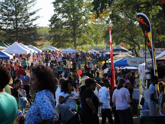 Franklin Day returns Sept. 23 to Colonial Park. More