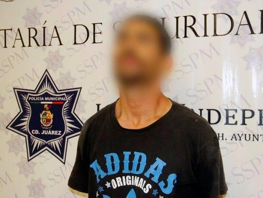 "Oscar Ernesto A.G., alias ""El Karin."""
