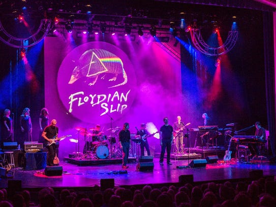 Floydian Slip comes to the Paramount. Oct. 5-7 with