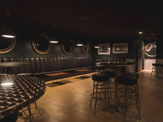 The interior of Highside, a new bar in the Sunnyslope