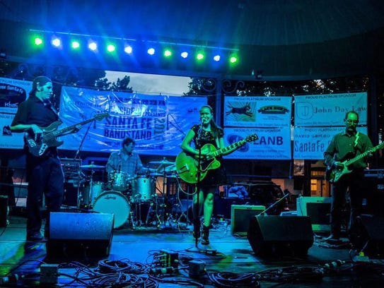The Silver City Blues Festival kicks off on Friday,