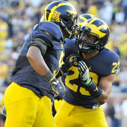 2. Michigan (4-0, 1-0) – The Wolverines keep on trucking