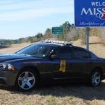 The Mississippi Highway Patrol will be out in force during the Memorial Day weekend.