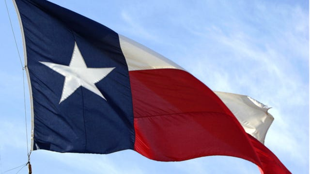 Texas flag - Contributed photo