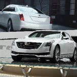 General Motors will import from China a small number of the plug-in hybrid version of its new CT6 full-size sedan.