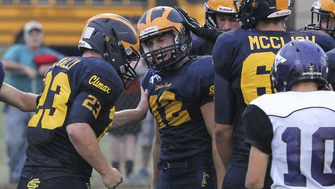 Climax-Scotts is ranked tied for No. 4 in Division 8, according to the Michigan Associated Press high school football poll released on Tuesday