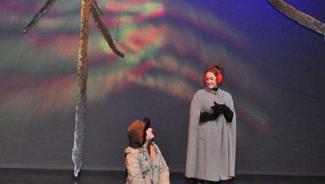 "The Wayland University Theatre, working through the Sacramento Mountain Theatre Collaborative, returns to the Spencer Theater for the Performing Arts for a 10th year to perform ""Almost Maine"" at 8 p.m. Friday."