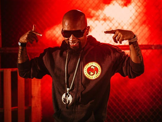 Underground hip-hop veteran Tech N9ne performs tonight