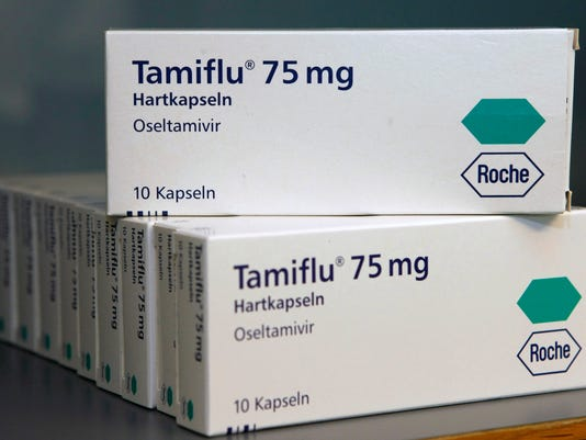 Reviewers raise questions about Tamiflu, Relenza