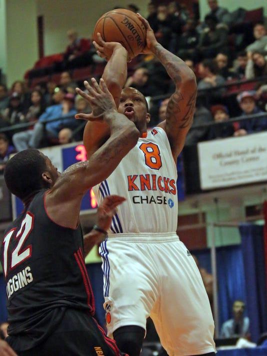 Westchester Knicks Playoffs