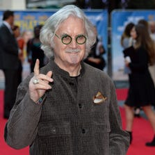 "LONDON, ENGLAND - SEPTEMBER 22:  Billy Connolly attends the World Premiere of ""What We Did On Our Holiday"" at Odeon West End on September 22, 2014 in London, England.  (Photo by Karwai Tang/WireImage) ORG XMIT: 514221687 ORIG FILE ID: 455928238"