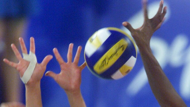 The University of Guam Lady Tritons volleyball team is hosting a tournament this weekend.