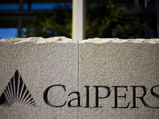 CalPERS is the nation's biggest pension fund.