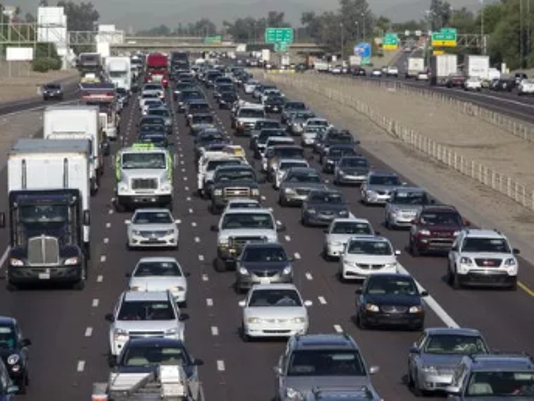 Traffic Map Phoenix Az.The Best And Worst Traffic Times In Phoenix Area Around Thanksgiving