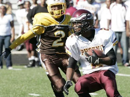 Mylan Hicks was a star at Detroit Renaissance before earning a scholarship to Michigan State.