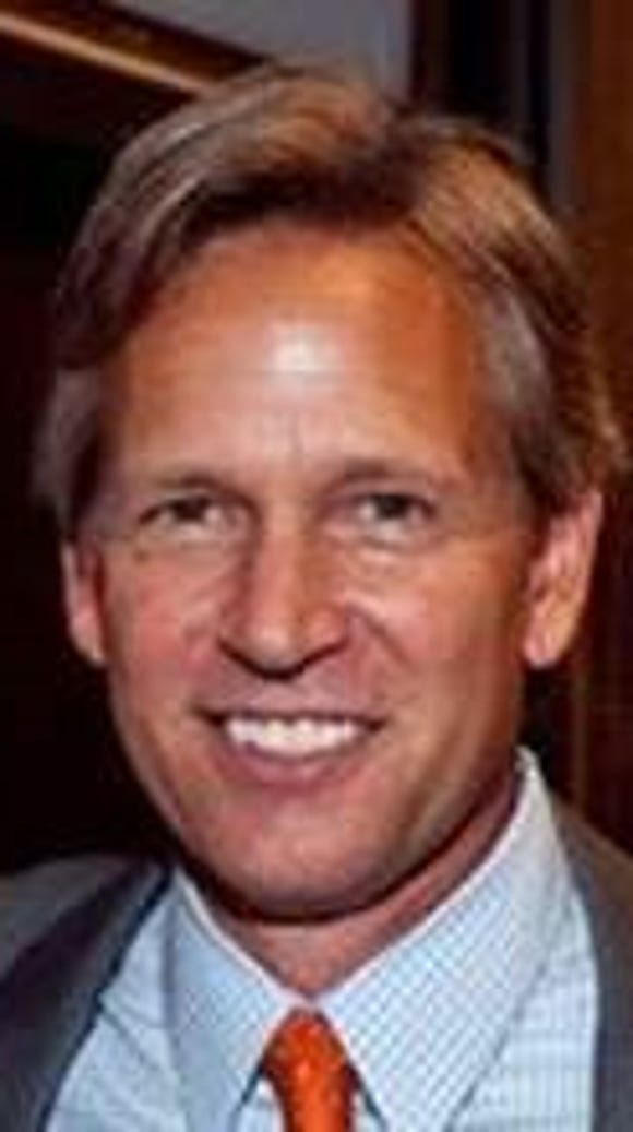 Jeff Boden is the new president of Delmarva Broadcasting
