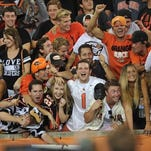 First-year Oregon State head coach Gary Andersen took note of the Beavers' student section in 2007 as defensive coordinator at Utah.