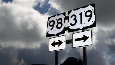 FDOT is planning to move the intersection at Highways 98 and 319 in Wakulla County slightly east, which has set off controversy over the project and its ties to a county commissioner.