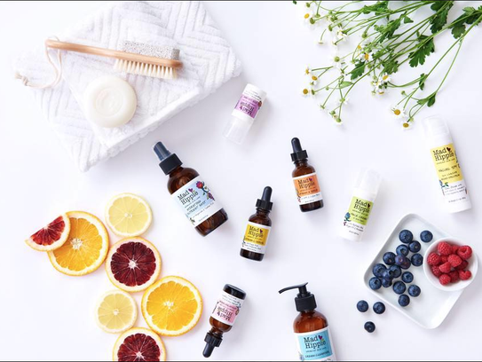 InStyle magazine hailed the Mad Hippie skincare line