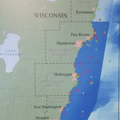 Marine sanctuary sought for Kewaunee County