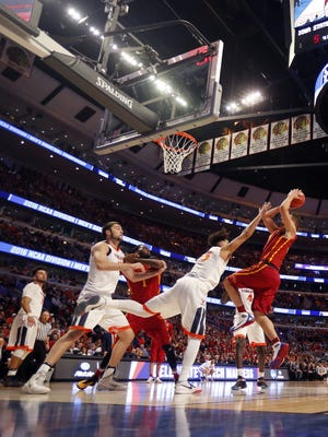 Iowa State's Georges Niang could be the right fit for the Pacers.