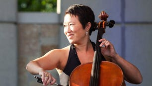 Guest cellist Pansy Chang will perform with the Arnica String Quartet for a free concert  Jan. 29 at the Salem Public Library.