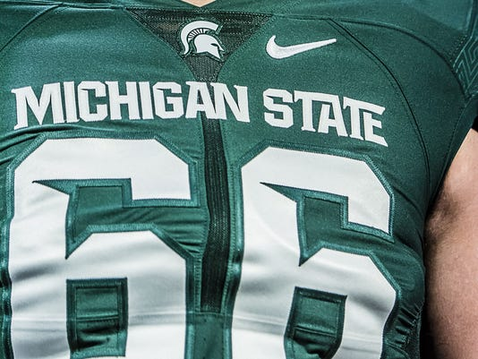 MSU Football announces new uniforms