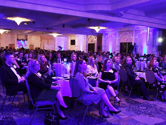 About 300 people attended  LEAD Brevard's 2018 Leadership