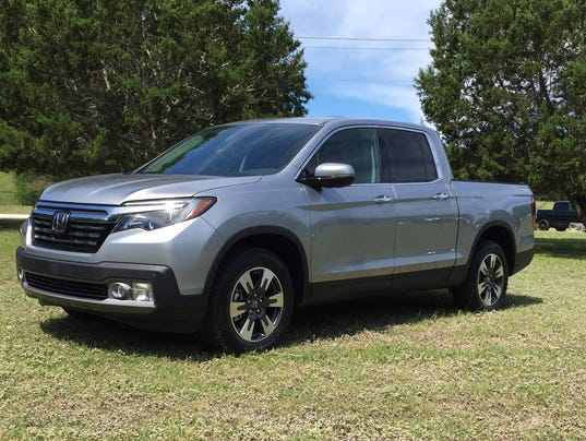 First drive: Honda tries again with powerful new Ridgeline