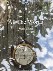 Book cover for All The Words.
