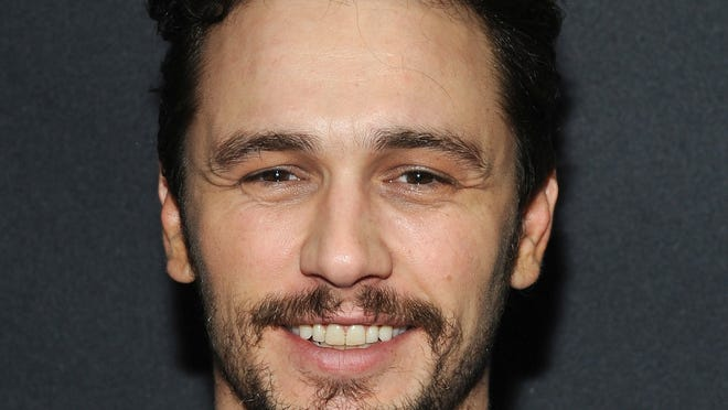 NEW YORK, NY - APRIL 29:  Actor James Franco attends the 2014 AOL NewFronts at Duggal Greenhouse on April 29, 2014 in New York, New York.  (Photo by Brad Barket/Getty Images for AOL)