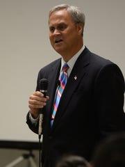 Sen. Jim Merritt is supporting the Greenwood program