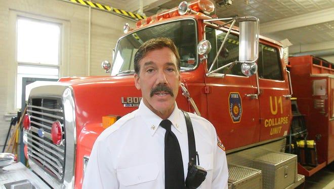 White Plains Deputy Fire Chief Leonard Bonadies talks about fire safety around the holidays.