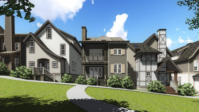 East Greenway Park will have 62 cottage-style homes on 10 acres next to Shelby Bottoms Greenway in East Nashville.