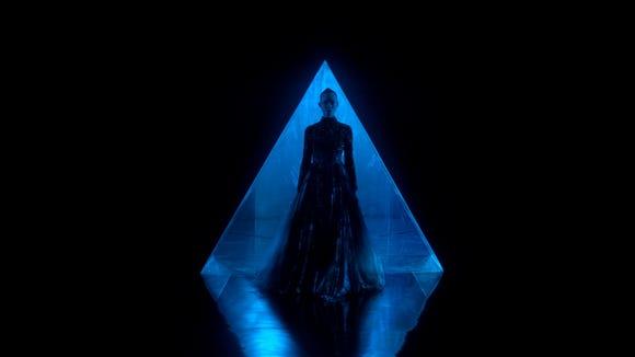 Elle Fanning in 'The Neon Demon.'