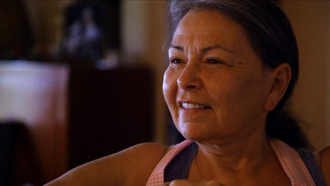 New documentary 'Roseanne for President!' tracks Roseanne Barr's unsuccessful 2012 campaign for office.
