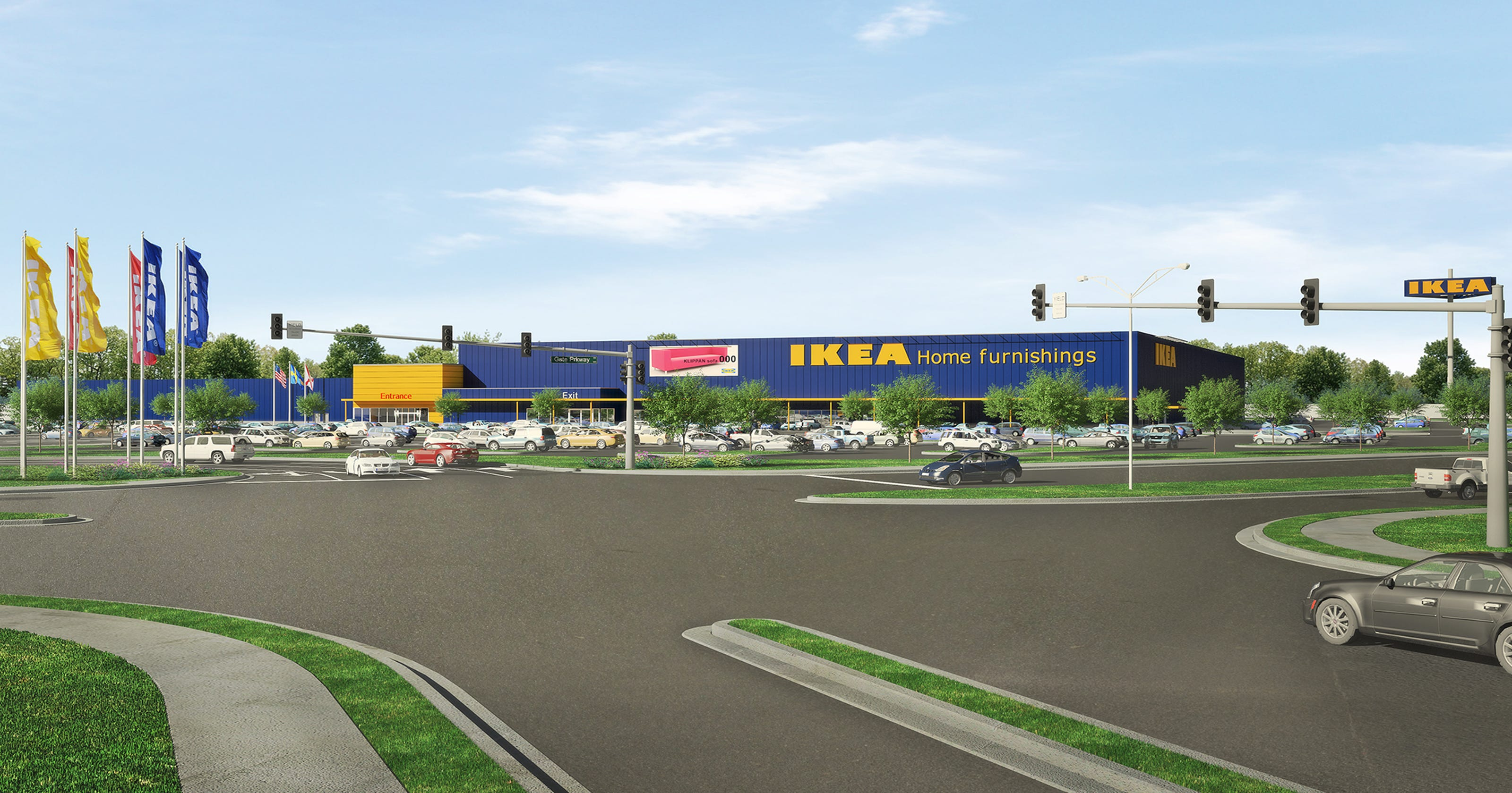 ikea coming to jacksonville will be closest store to tallahassee. Black Bedroom Furniture Sets. Home Design Ideas