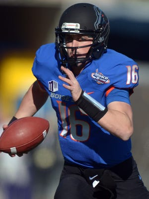 Boise State is usually unbeatable when coach Chris Petersen returns a starting quarterback, as he does with senior Joe Southwick.