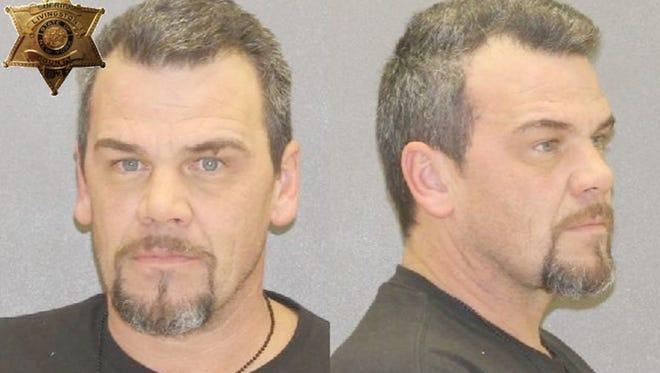 John Lander of Rochester, charged with criminally negligent homicide in the Nov. 27 death of Sharon Lander.