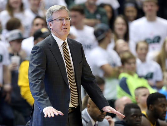 USP NCAA BASKETBALL: IOWA AT MICHIGAN STATE S BKC USA MI