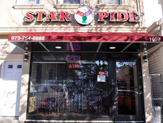 Star Pide Salonu, 1059 Main St., Paterson, 973-754-8888