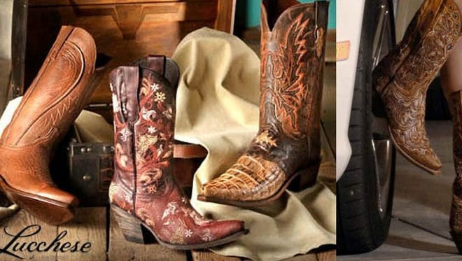 Boots and Jeans will be giving away Lucchese boots during the Zia Festival.
