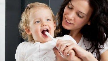Practice good dental hygiene.
