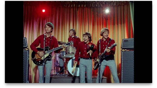"""The Monkees"" TV show aired from 1966-68, and the band was active between 1965 and 1971. Some of their biggest hits? ""I'm a Believer,"" ""Last Train to Clarksville"" and ""Daydream Believer."""