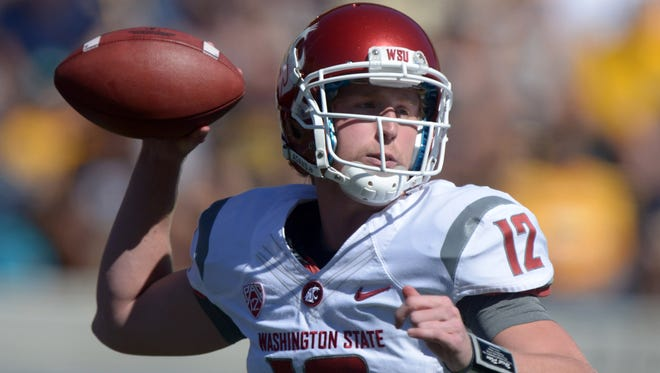 Washington State has a quarterback in Connor Halliday fully suited to execute coach Mike Leach's philosophies.