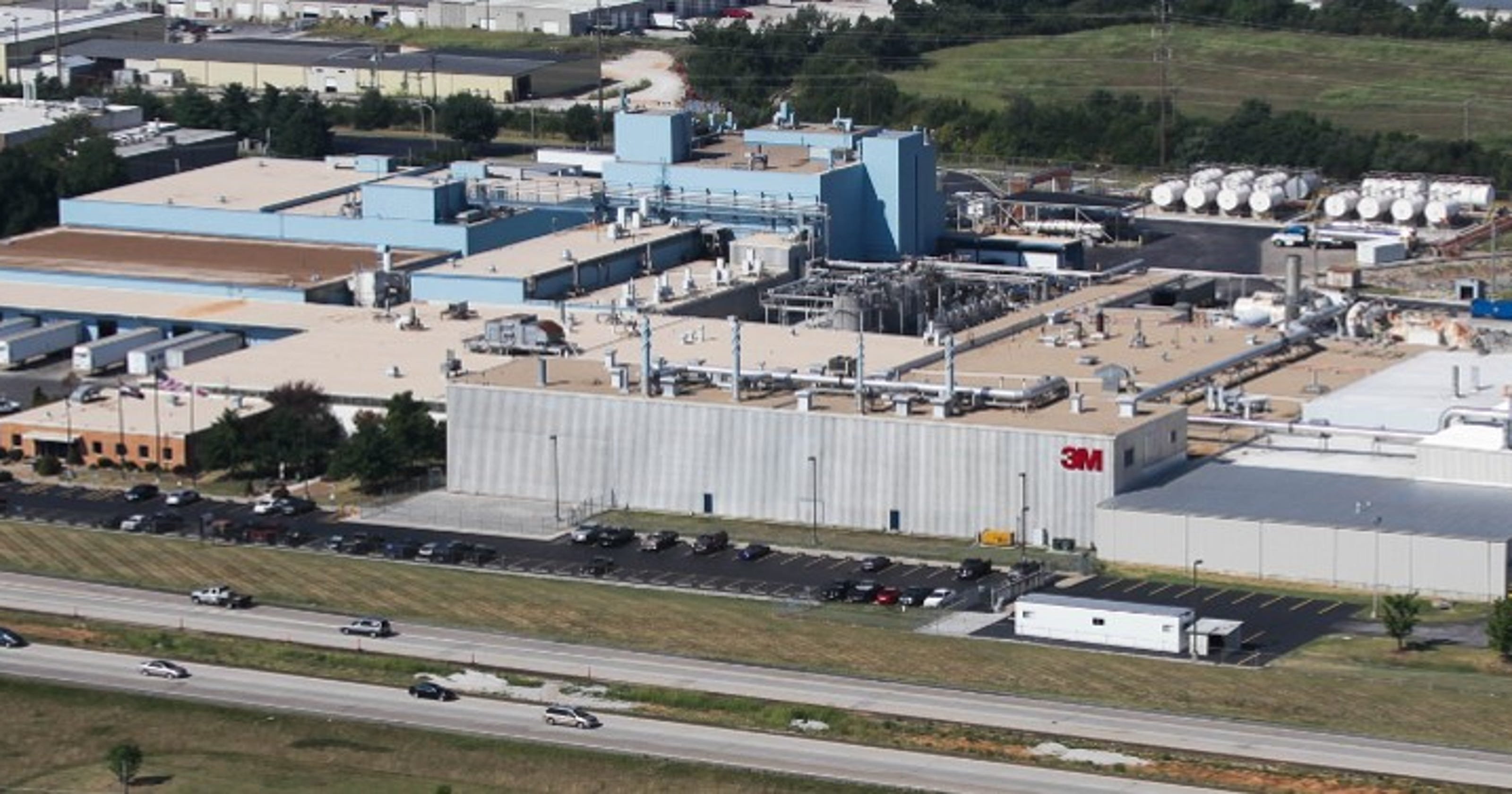 Manufacturer 3M makes planned Springfield expansion official
