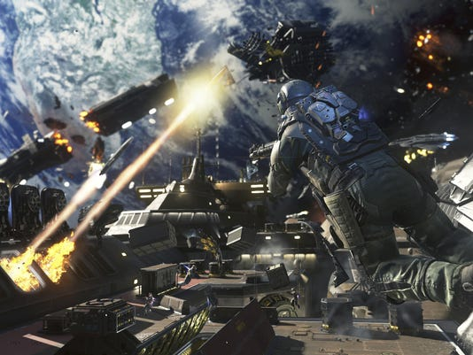 Game Review-Call of Duty-Infinite Warfare