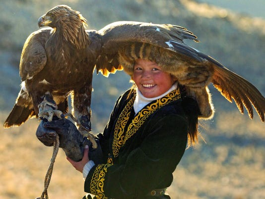 Eagle Huntress