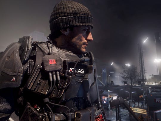 """Call of Duty: Advanced Warfare"" has a massive following."